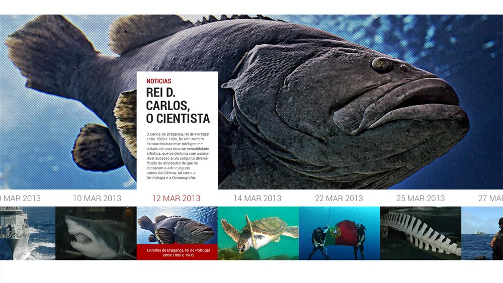 Cronologia Aquario Vasco da Gama