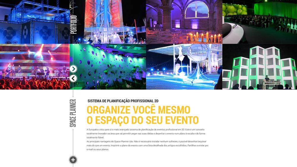 Europalco – website